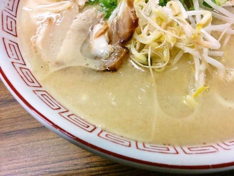 宝来ラーメン スープ