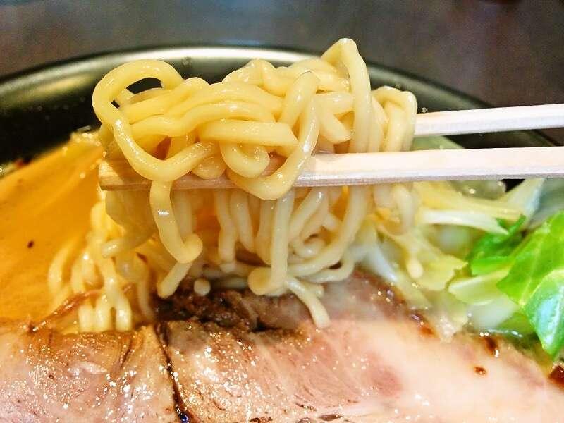 麺人佐藤 リフトアップ