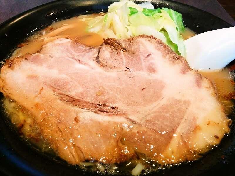 麺人佐藤 鶏白湯醤油ラーメン