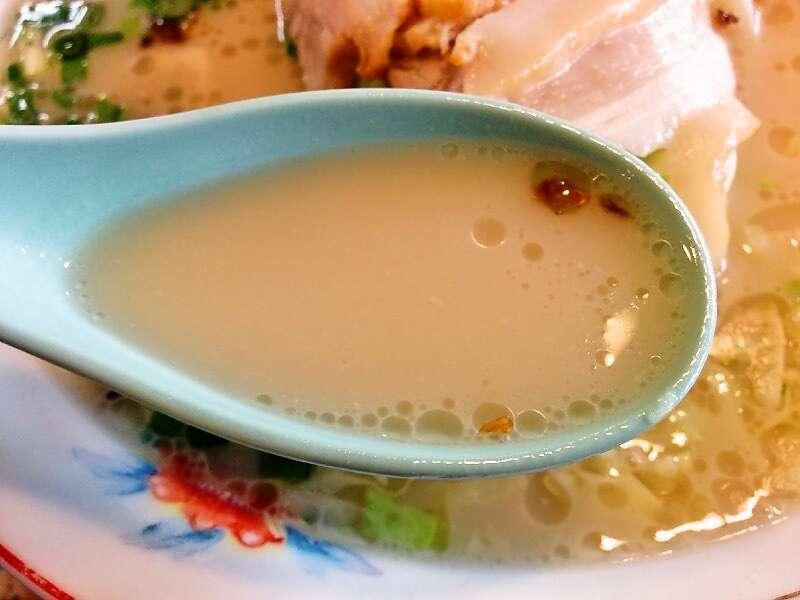 ざぼんラーメン スープ
