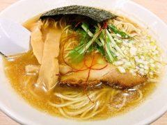 にぼいち-煮干しラーメン