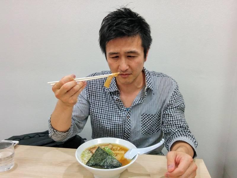 にぼいち ラーメンマン4