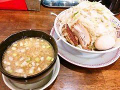太一商店浜線店-味玉つけ麺
