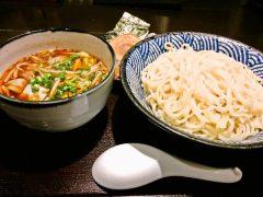 粋と野暮-しょうゆやさい大盛りつけ麺
