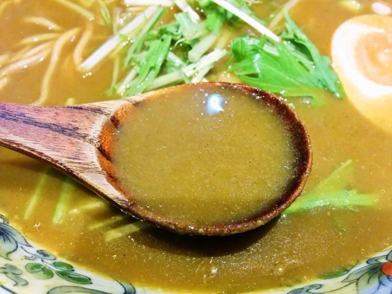 にぼらや酒場通り店 スープ