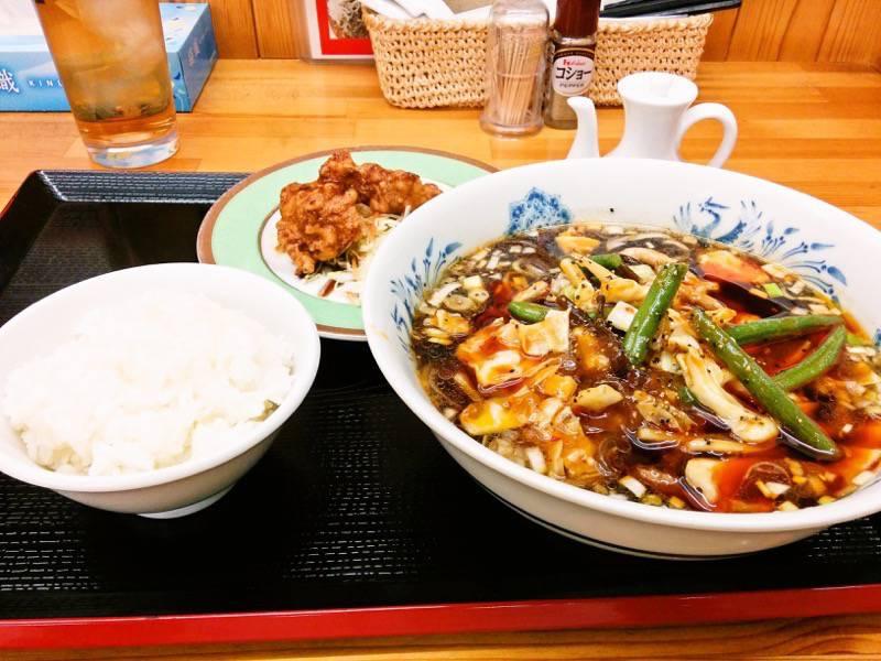 雷火 旨辛雷火麺セット