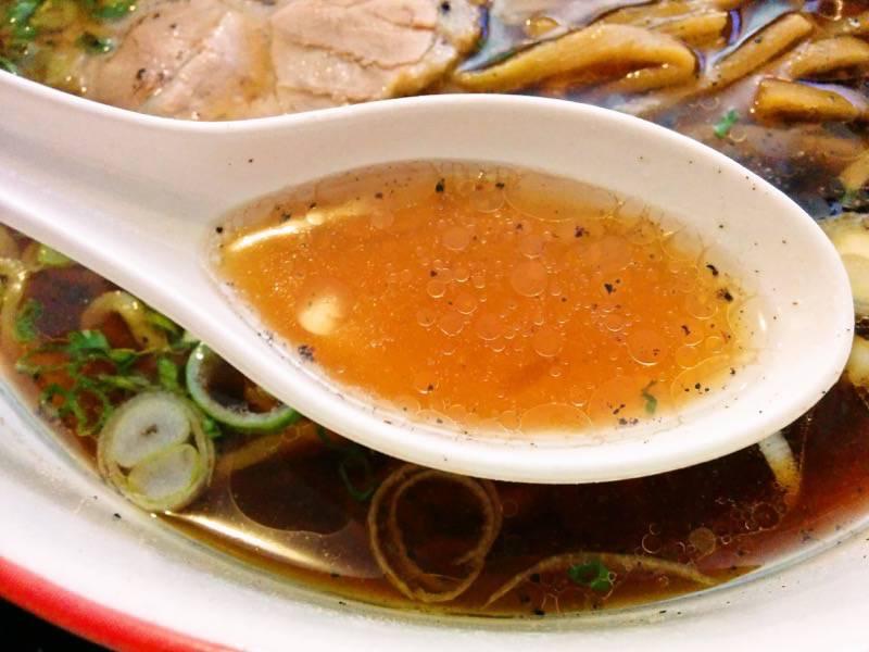 友達ラーメン スープ