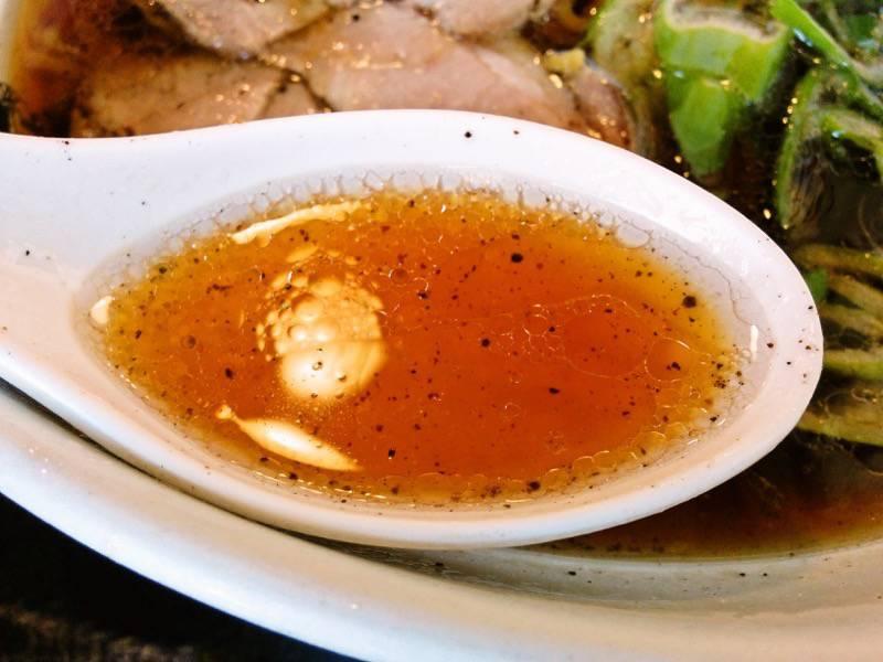 忍者ラーメン スープ