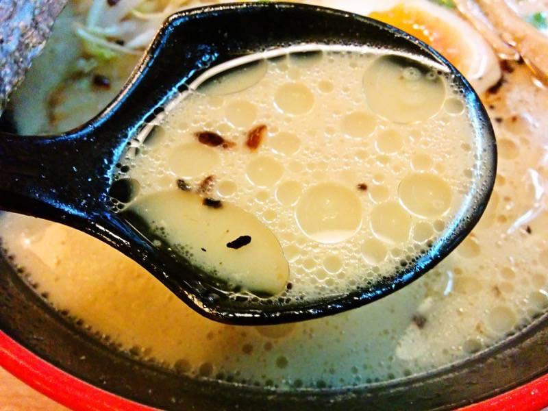 豚骨火山ラーメン スープ