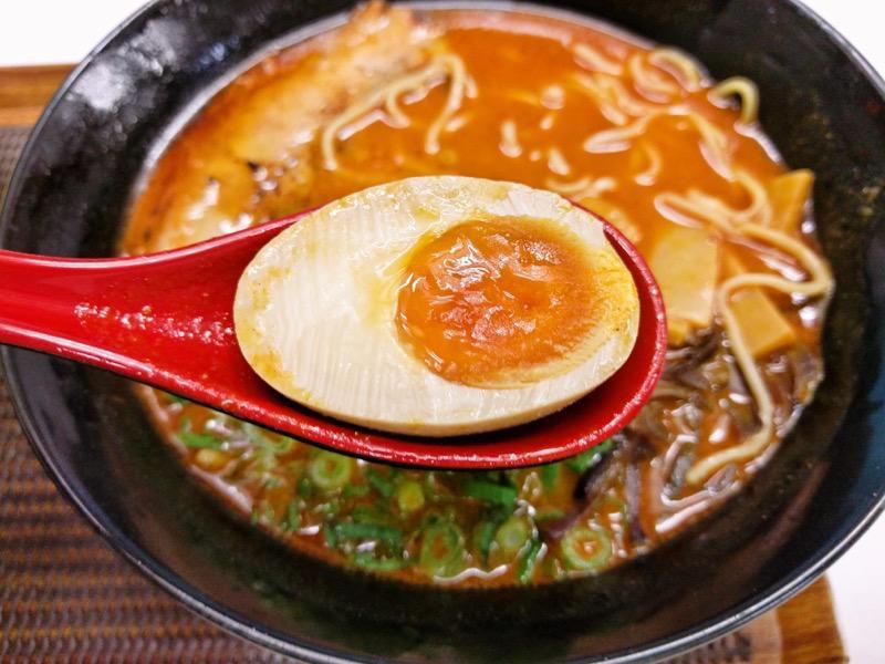 麺屋まるげん 煮玉子