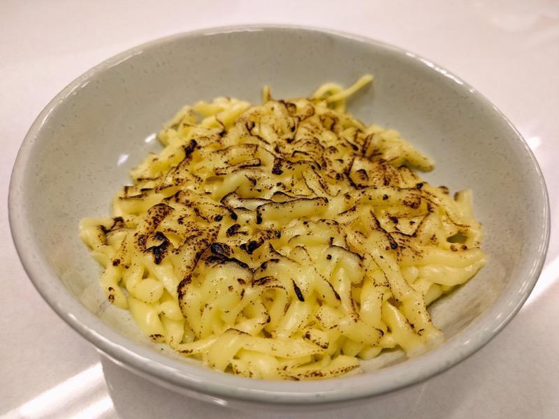 麺屋まるげん 焼きチーズ