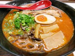 麺屋まるげん−海老スープカレーラーメン
