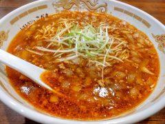 レストランこだま-勝浦タンタンメン