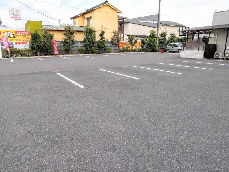 太七 駐車場