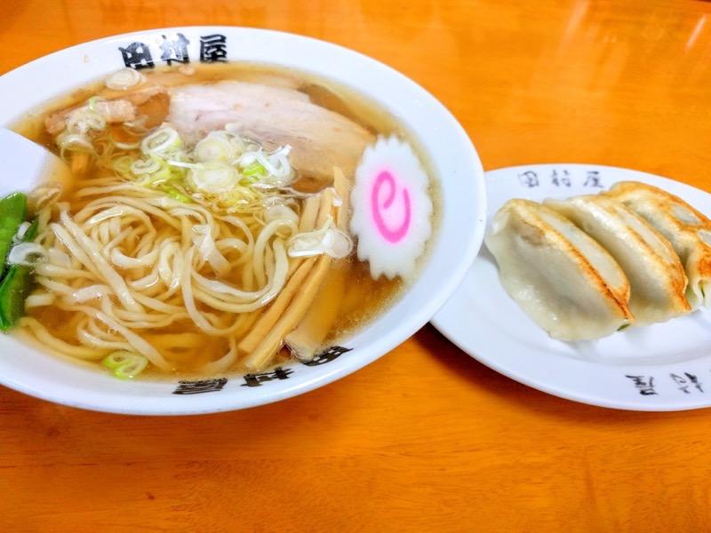 田村屋 ラーメンと餃子