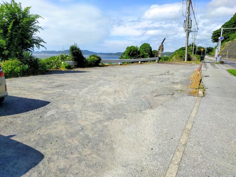 鈴屋 駐車場