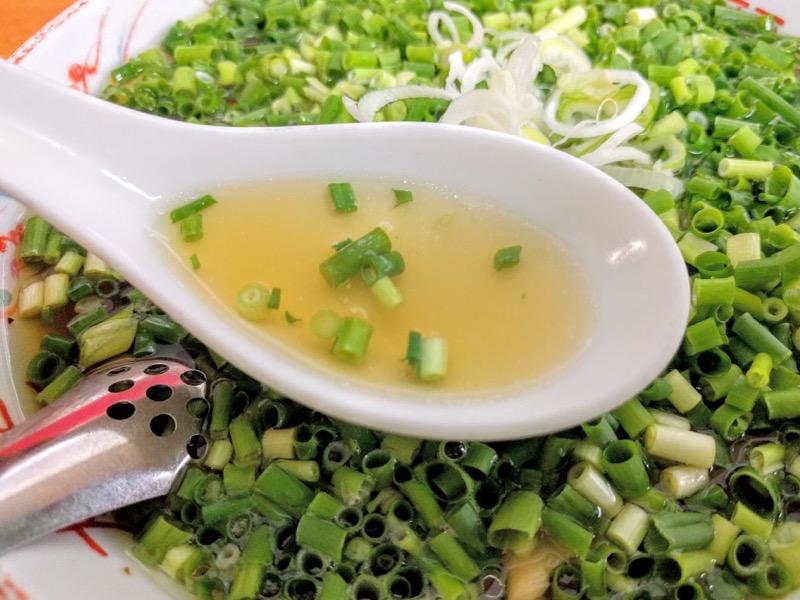 太七 スープ