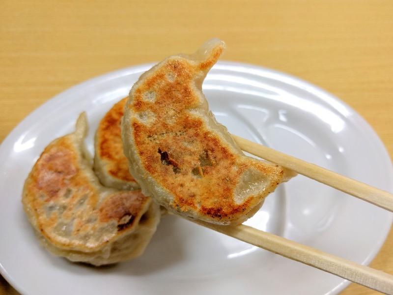 麺屋ようすけ 餃子リフトアップ1