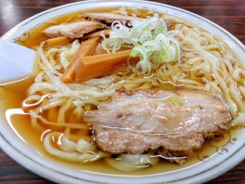 森田屋総本店 ラーメン
