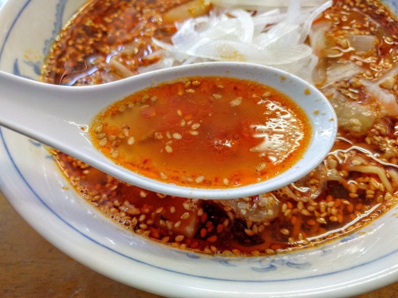 御食事処いしい スープ