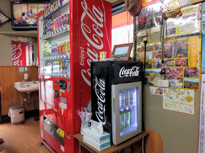 鈴屋 自販機