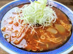 江ざわ-担々麺