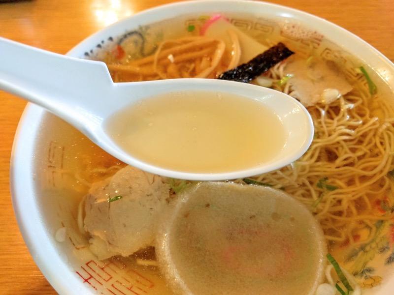 丸竹食堂 スープ