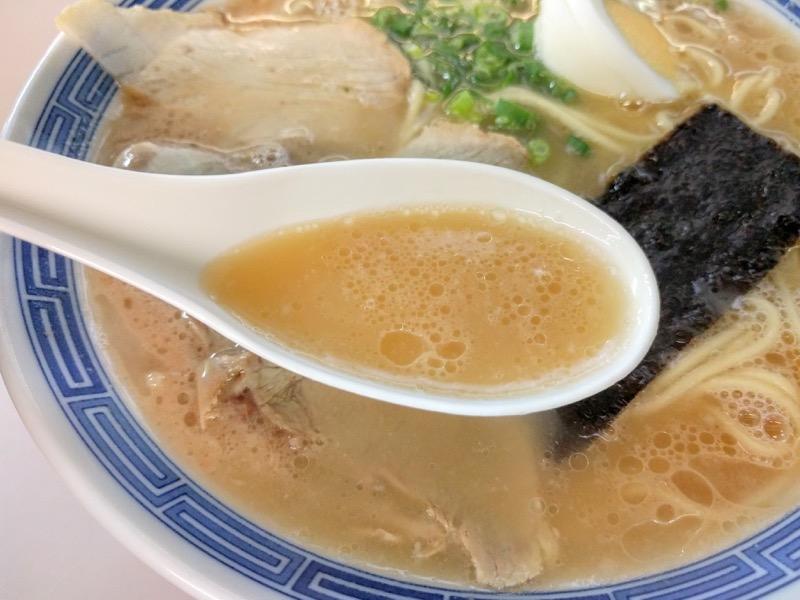 沖食堂 スープ