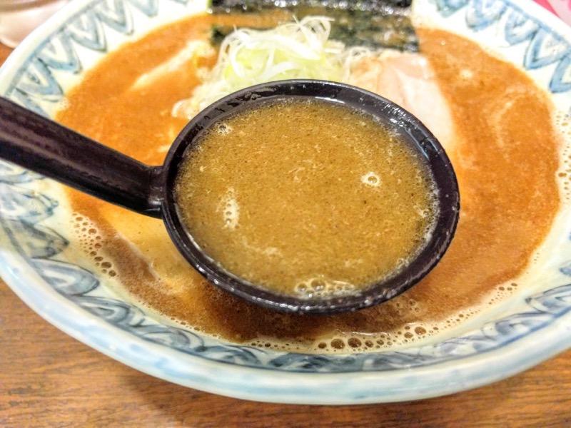 麺屋蕪村 スープ