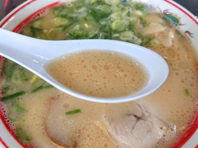 長浜ラーメン福重家 スープ