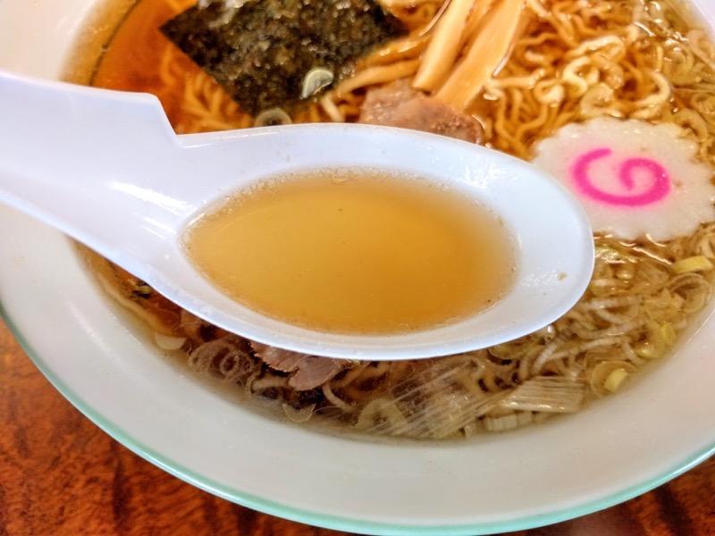 熊文 スープ