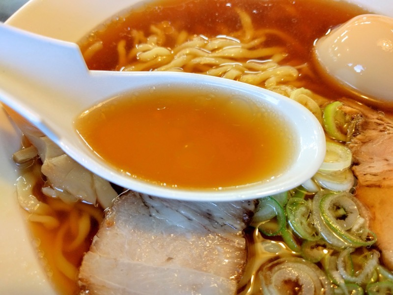 来夢 スープ