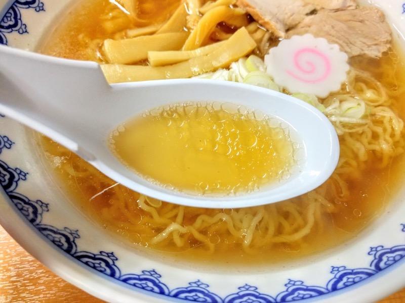 三吉屋 スープ