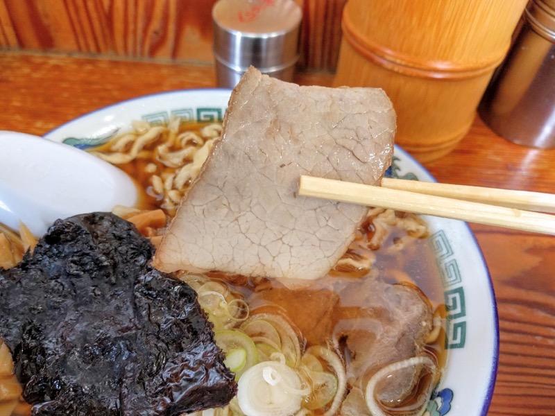 ケンちゃんラーメン酒田本店 チャーシュー