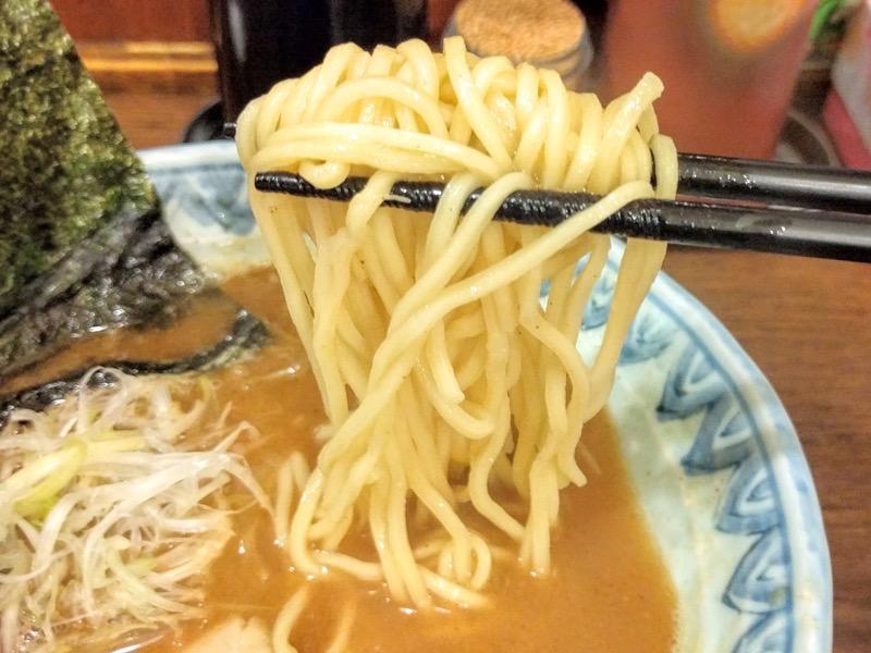 麺屋蕪村 リフトアップ