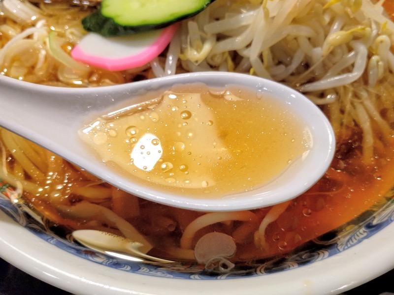 栄屋本店 スープ