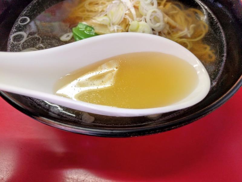 信吉屋 スープ