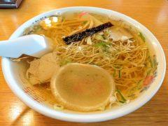 丸竹食堂-中華そば