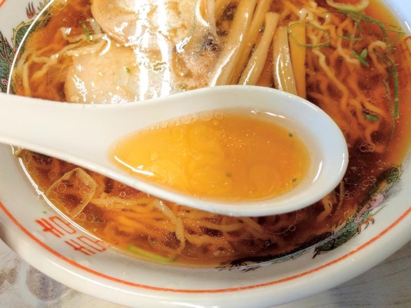 喜久家 スープ