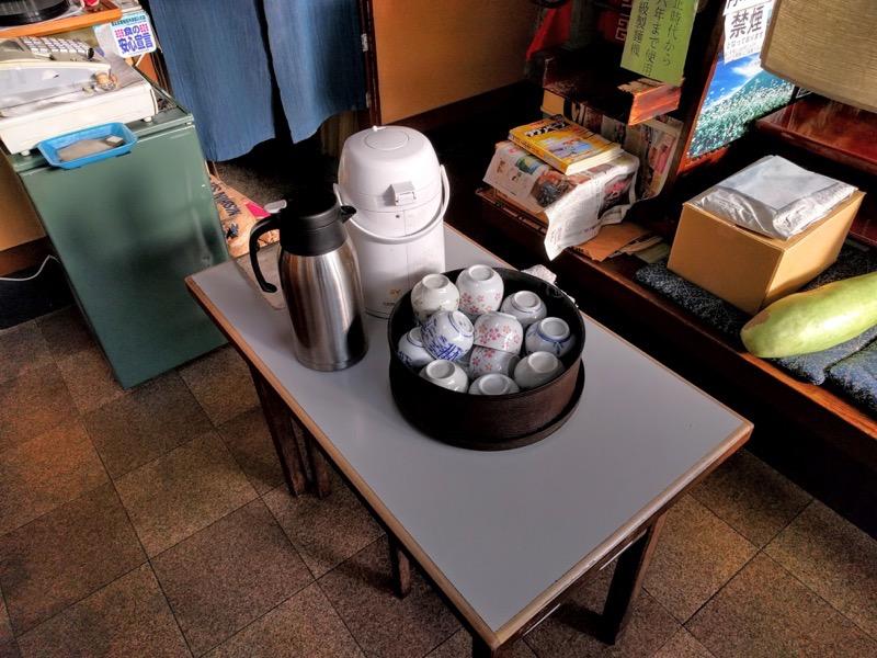 佐藤屋 お水とお茶