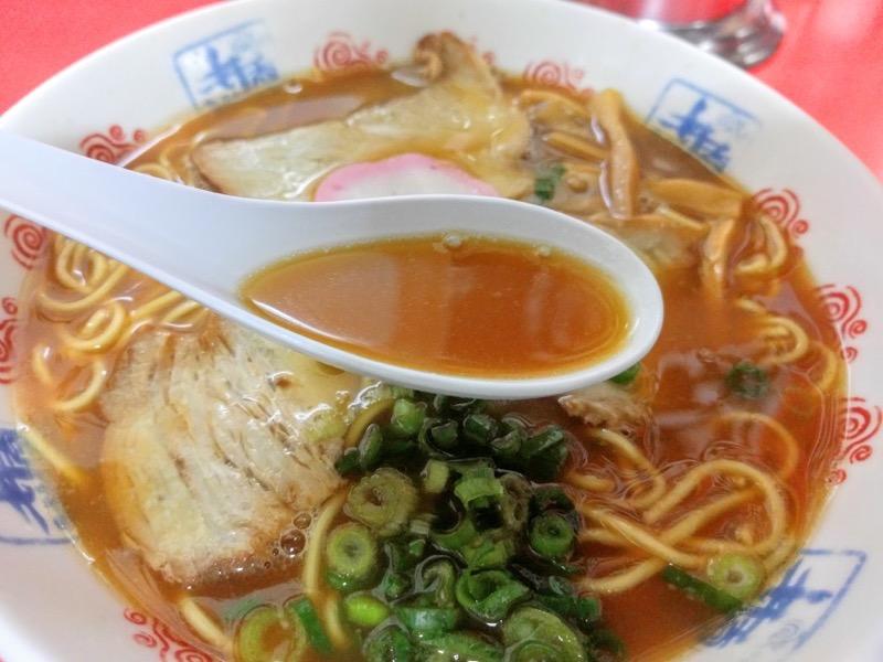 井出商店 スープ