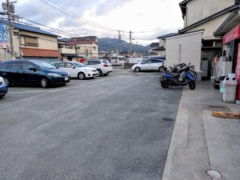 ふくちゃんラーメン 駐車場