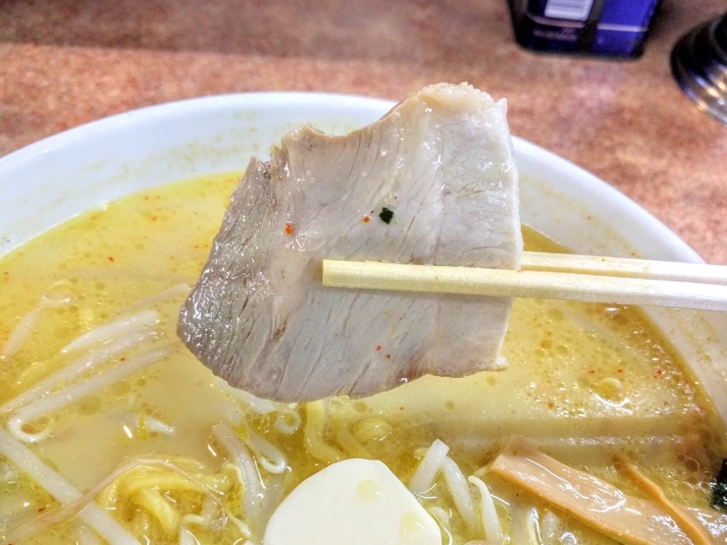 味の札幌大西 チャーシュー