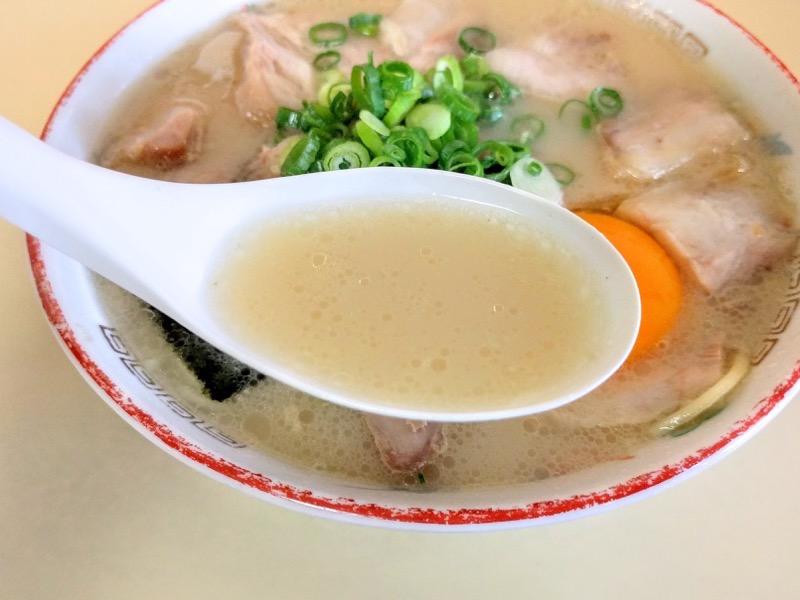 岡本中華 スープ
