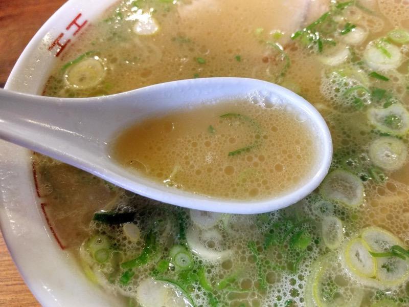 ふくちゃんラーメン スープ