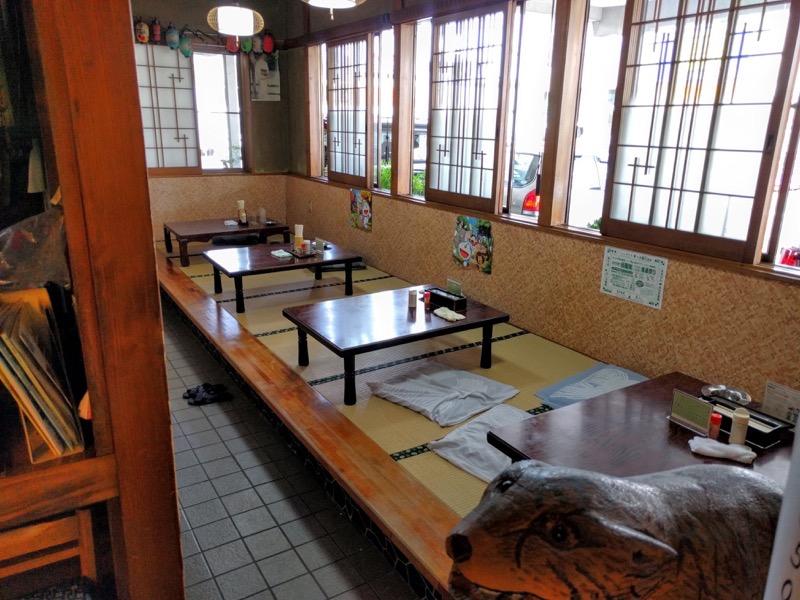 丸竹食堂 お座敷