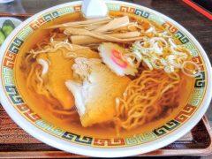 かまた食堂−中華そば