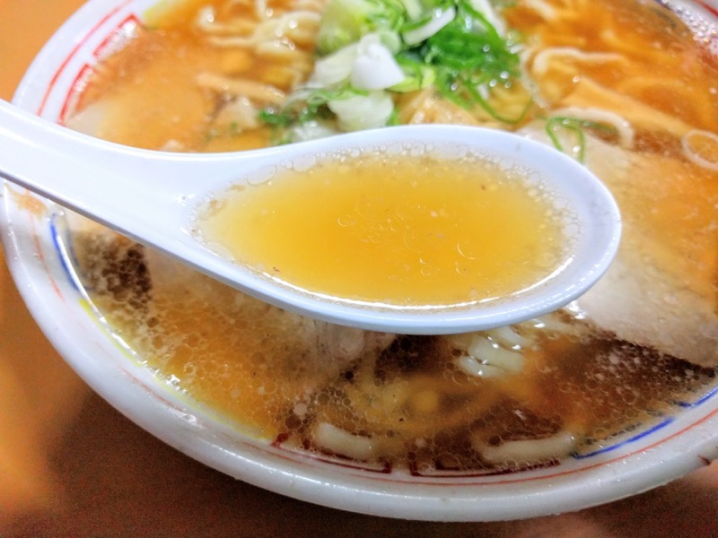 まこと食堂 スープ