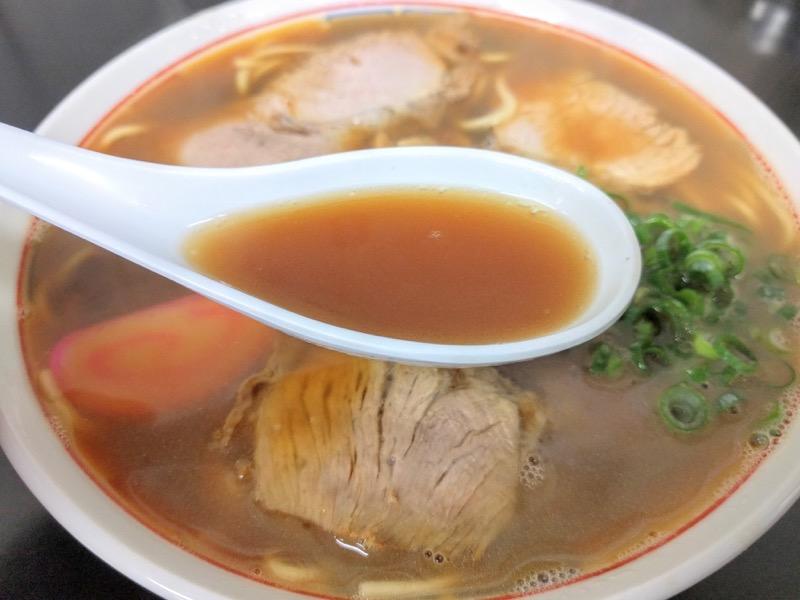 まる京 スープ
