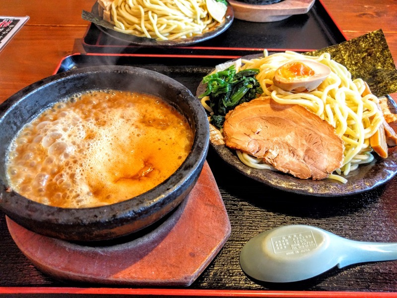 竹本商店 伊勢エビつけ麺